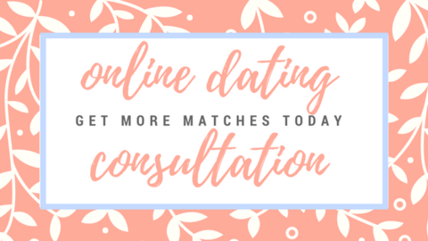 Online dating consultation, get more matches today, dating, relationships